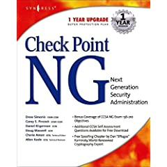 【クリックで詳細表示】Checkpoint Next Generation Security Administration: Syngress: 洋書