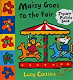 Maisy Goes to the Fair Jigsaw Book (Maisy Jigsaw Book)