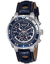 Nautica Sports Analog Blue Dial Men's Watch - NTCA15663G