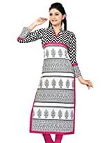 Black Kite Women Cotton Kurta (K0359-Xl _Multi-Coloured _X-Large)