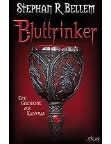 Bluttrinker: Eine Geschichte aus Kanduras (German Edition)