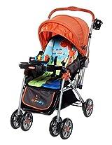 Sunbaby Stroller Jungle Collection (Orange)