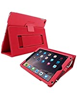 iPad Pro 9.7 Case, Snugg™ - Smart Cover with Flip Stand & Lifetime Guarantee (Red) for Apple iPad Pro 9.7 (2016)
