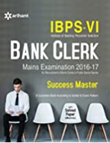 IBPS-VI Bank Clerk Main Examination Success Master