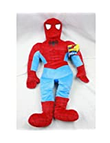 "25"" Spiderman Pillowtime Pal Plush Toy Stuffed Cuddle Pillow"
