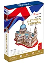 CubicFun 3D Puzzle Saint Paul's Cathedral - London""""