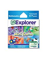 LeapFrog Explorer Learning Game Mini Game Greatest Hits
