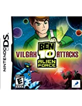 Ben 10: Alien Force Vilgax Attacks (Nintendo DS) (NTSC)