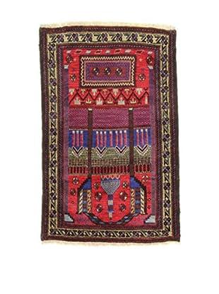 Eden Teppich   Kezil 90X140 mehrfarbig