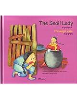 6. the Snail Lady / the Magic Vases (Korean Folk Tales for Children)