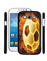 Fuson 2D Printed Fireball Designer Back Case Cover for Samsung galaxy Grand Neo - D1049