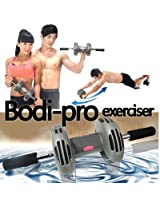 Bulfyss Total Body Exerciser - Slims, Trims, Tones Abdominals, Waist, Arms, Back and Shoulders (Pack of 2)
