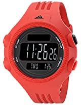 Adidas Questra Digital Grey Dial Unisex Watch - ADP6084