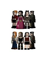 Buffy the Vampire Slayer HALLOWEEN PALZ Kubricks Exclusive 4-Pack by Palisade Toys