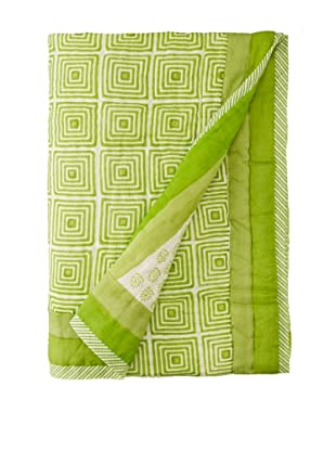 Suchiras Kieran's Maze Throw, Spring Green, 45