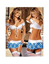 Play Girl School Girl Costume, NG8007