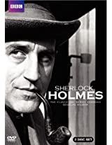 Sherlock Holmes: The Classic BBC Series Starring Douglas Wilmer
