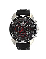 Sector Black Analog Watch