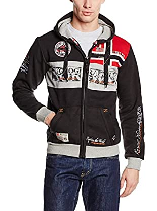 Geographical Norway Sweatjacke Flyer