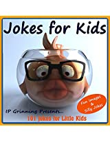 Jokes for Kids! Children's Jokes - Fun Images and Silly Jokes: 101 Jokes for Little Kids (Joke Books for Kids Book 2)