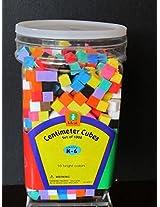 Learning Resources Centimeter LER2089 Cubes, Set of 100