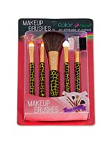 Color Fever Makeup Brush Set - Green