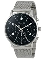 Kenneth Cole Dress Sport Analog Black Dial Men's Watch KC9206