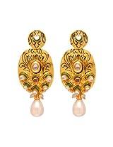Vendee Copper fashion earrings (7897)