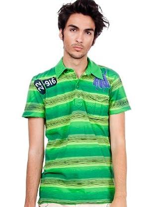 Custo Poloshirt (Grün)