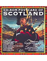 CD-Rom Postcard of Scotland