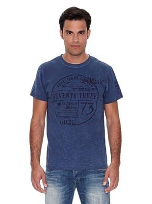Pepe Jeans London Camiseta Norman (Azul)