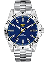 CAT Highway Men's Stainless Steel Date Watch YR.141.11.626