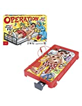 Hasbro Operation Silly Skill Game with Sound FX