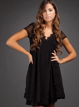 Ikks Vestido (negro)
