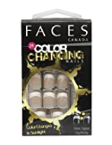 FACES COLOR CHANGING NAILS - LCN014