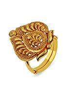 ORRA Zinia Collection 22k Yellow Gold Ring