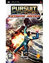 Pursuit Force: Extreme Justice (PSP)