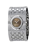 Gucci 112 Twirl Ladies Watch - Gcya112401