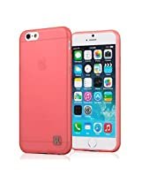 KAYSCASE Slim Soft Gel Cover Case for Apple iPhone 6 5.5 inch - Red