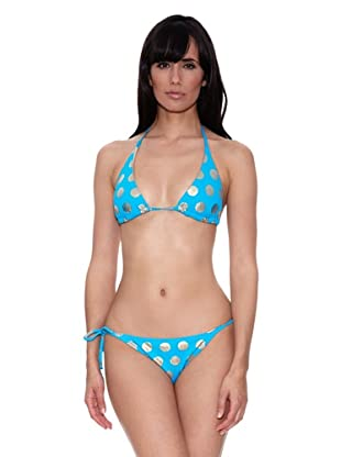 Bikini Gaea (Turquesa)