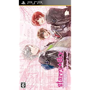 『新品即納』{PSP}Starry☆Sky After Spring Portable 通常版 スタスカ(20121227)
