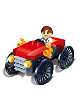 BanBao Antique Car Building Set, 48-Piece