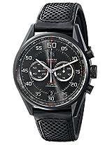 TAG Heuer Men's THCAR2B80FC6325 Carrera Analog Display Swiss Automatic Black Watch