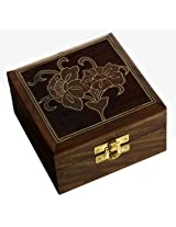 ShalinIndia Handmade Indian Wood Jewelry Box - Jewelry Box