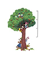 RoomMates Mickey and Friends Growth Chart (Multi Color)
