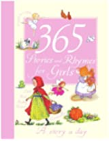 Parragon - 365 Stories And Rhymes For Girls