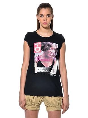 Fiorucci Camiseta Matera (Negro)