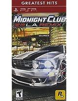 Midnight Club L.A. Remix (PSP)