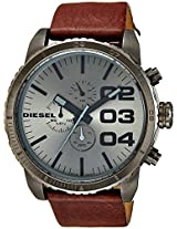 Diesel End of Season Analog Grey Dial Men's Watch - DZ4210