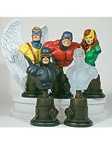 Marvel X Men Variant Mini Bust 5 Pack